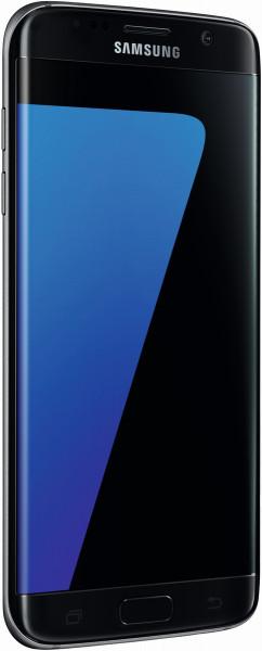 Samsung Galaxy S7 edge 32GB schwarz LTE Android Smartphone ohne Simlock 5,5 Zoll