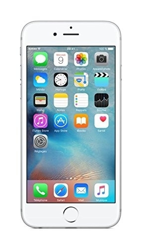 "Apple iPhone 6s 64GB Silber LTE IOS Smartphone 4,7"" ohne Simlock 12 Megapixel"