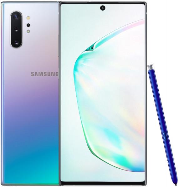 Samsung N976B Galaxy Note 10+ 5G Aura silber 256GB