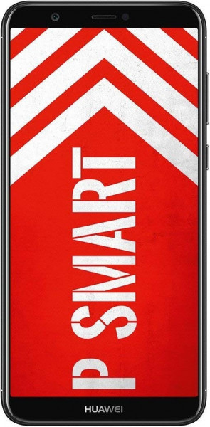 "Huawei P smart schwarz 32GB LTE Android Smartphone o. Simlock 5,6"" Display 13MPX"