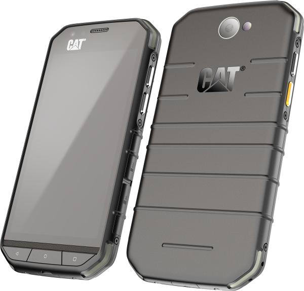 "CAT S31 DualSim schwarz 16GB LTE Android Outdoor Smartphone 4,7"" Display 8 MPX"