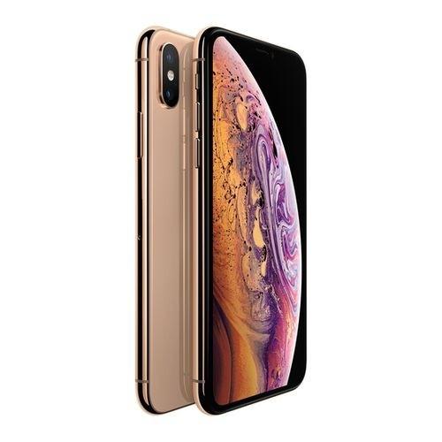 "Apple iPhone XS Max Gold 512GB LTE iOS Smartphone 6,5"" OLED Display 12MPX eSim"