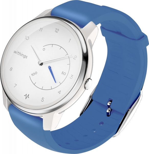 Withings Move EKG Blue