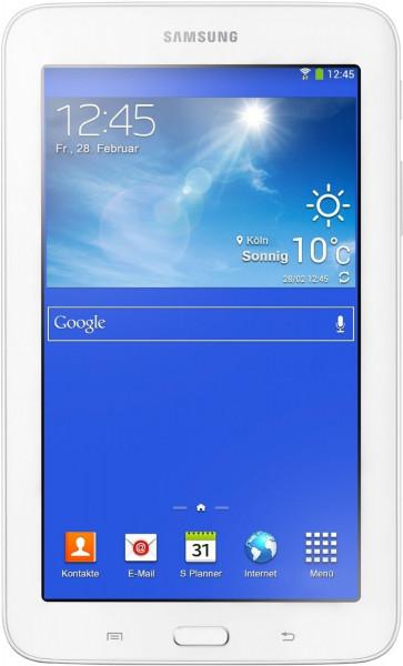 Samsung T110N Galaxy Tab3 7.0 Lite weiß 8GB WiFi
