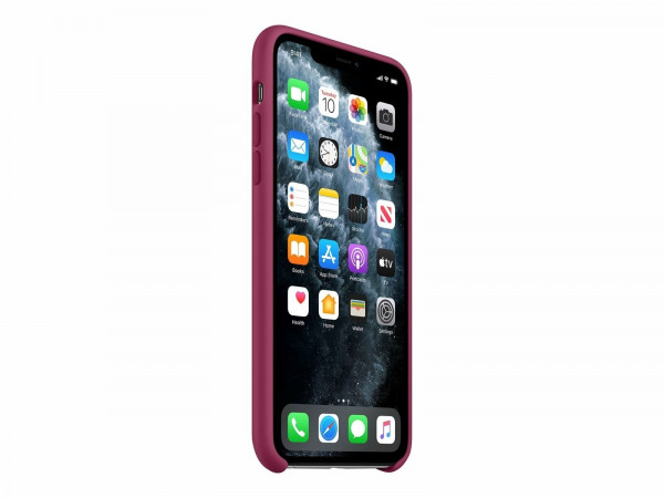 Apple iPhone 11 pro max Silicone Case pink