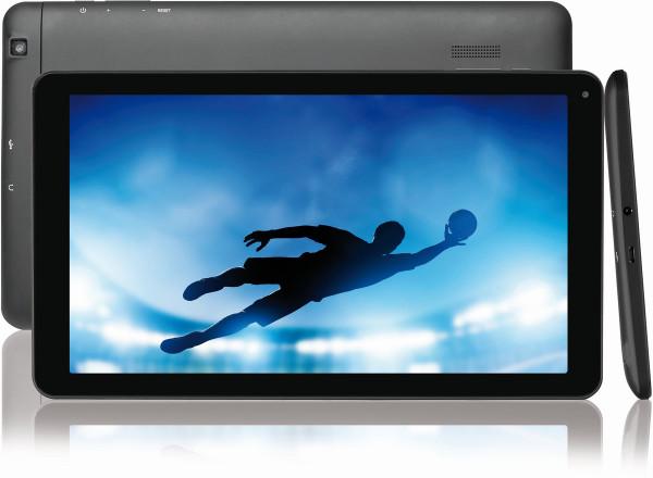 Blaupunkt Atlantis 1010A Android Tablet PC Dual SIM 10 Zoll Display 16GB 1GB RAM
