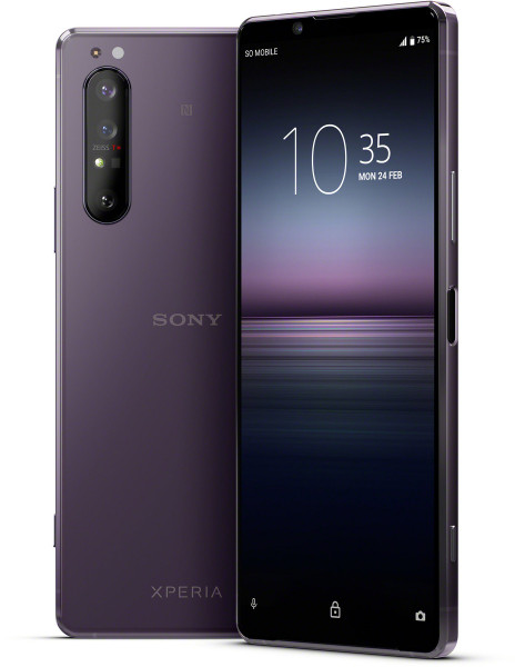 Sony Xperia 1 II lila 256GB