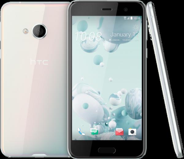 HTC U Play Ice White *Gut
