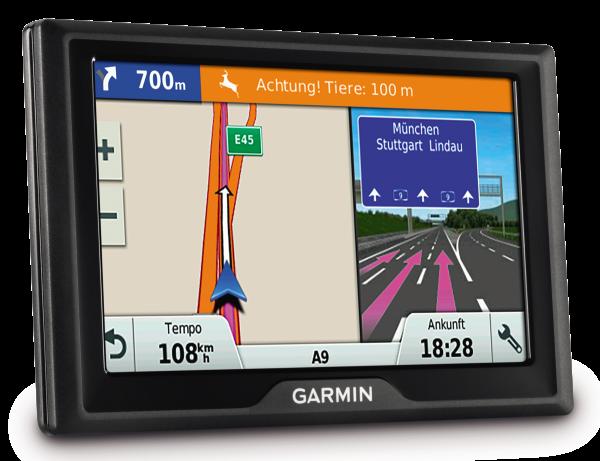 Garmin DRIVE 40 CE Navigationsgerät 4,3 Zoll Display 22 Länder Zentraleuropas