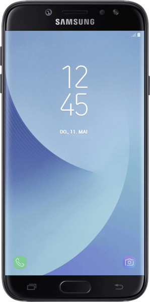 "Samsung J730F Galaxy J7 2017 Schwarz 16GB LTE Android Smartphone 5,5"" Display"