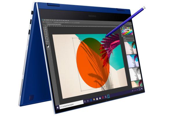 Samsung NP930Q Galaxy Book Flex 13'' i5 8 GB 256GB Blau