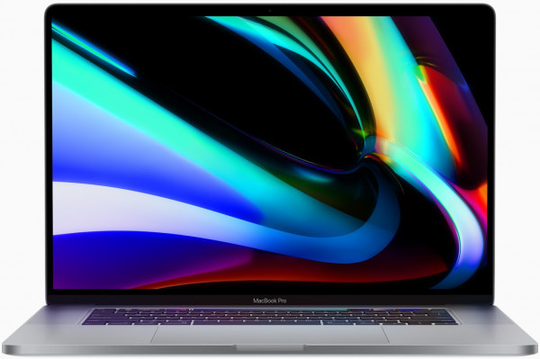 "Apple MacBook Pro 16"" i7 16GB 512GB SSD spacegrau (2019) Mac OS Notebook"