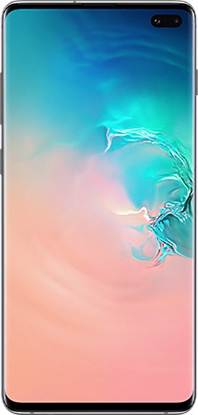 "Samsung Galaxy S10+ DualSim 128GB LTE Android Smartphone 6,4"" Display 16 MPX"