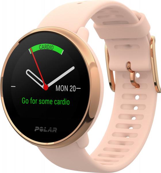 Polar IGNITE roségold Smartwatch