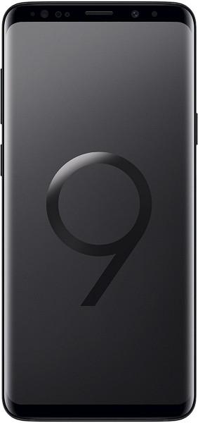 "Samsung G960F Galaxy S9 DualSim Schwarz 64GB LTE Android Smartphone 5,8"" 12MPX"