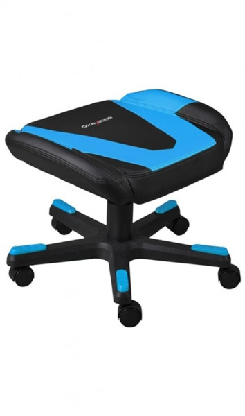 DXRacer Footrest Schwarz Blau