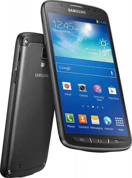 Samsung i9295 Galaxy S4 Active (grau)