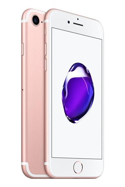 "Apple iPhone 7 128GB Rosé Gold IOS LTE Smartphone 4,7"" Display 12 Megapixel 4K"