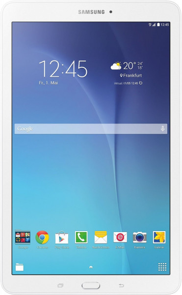 Samsung GALAXY TAB E T561 9,6 Zoll Display WLAN Wifi 3G weiß Android Tablet PC