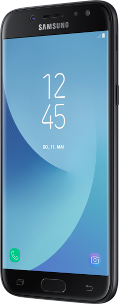 "Samsung J530FD Galaxy J5 2017 schwarz 16GB DualSim LTE Smartphone 5,2"" Display"