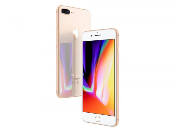 "Apple iPhone 8 Plus 256GB Gold LTE iOS Smartphone ohne Simlock 5,5"" Display"