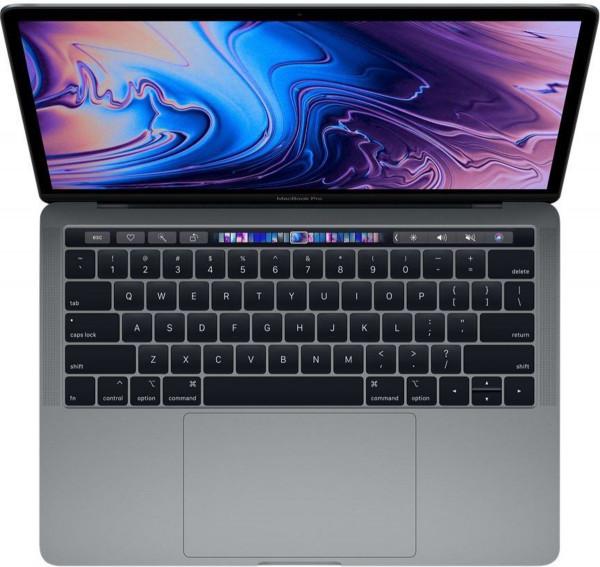 "Apple MacBook Pro 13"" 2019 TB QC i5 2,4GHz 8GB 512GB grau"