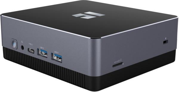 TrekStor WBX5005 Mini-PC 4 128GB Windows 10 Home S-Mode