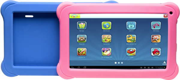 "Denver TAQ-10383K BLUE/PINK 16GB Android 8.1 Go WLAN Tablet 10,1"" Touchscreen"