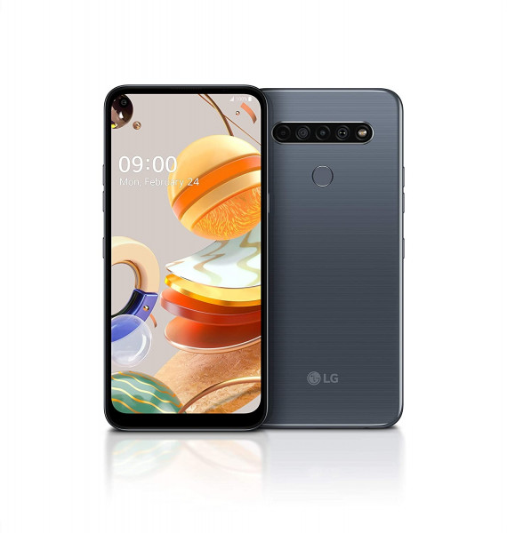 LG K61 DualSim titan 128GB