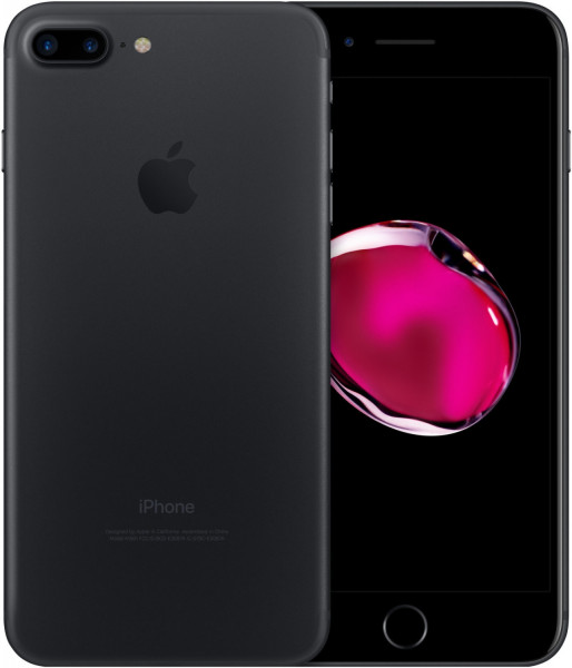 Apple iPhone 7 Plus Schwarz 32GB REFURB