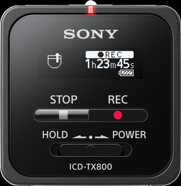 SONY Digitales Diktiergerät, ICD-TX800B